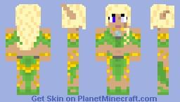 Lillith Whisperblade - skimpy 1 Minecraft Skin