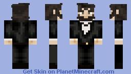 Dollars/Abraham Lincoln Minecraft Skin