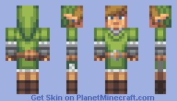 Link (As Seen In Skyward Sword)