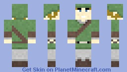 Link - The Legend of Zelda: Twilight Princess   Hero's Clothes