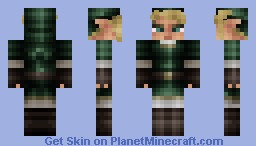 Link - The legend of Zelda: Twilight Princess Minecraft
