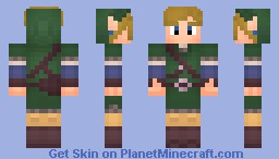 Link - Skyward Sword Minecraft