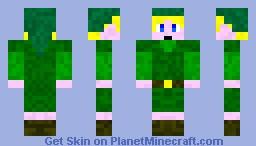 Link from WW Minecraft Skin