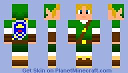 My Link V2 Minecraft Skin