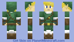 Link   (Guess who's back?) Minecraft Skin