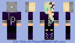 ♬ℭѦℵᴅ♆♪    ❧Linkin Park Fan Girl❧  ❧Fangirl Series❧ Minecraft Skin