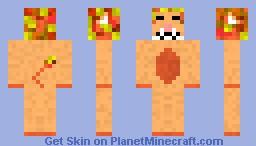 Lion Minecraft Skin