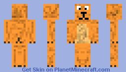 lion skin Minecraft Skin