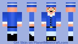 Little Boy Blue [Contest] Minecraft Skin