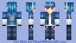 Humanized LivingTombstone Minecraft Skin