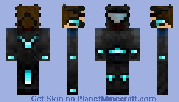 Liza Tana [100% COMPLETE] [story] [Images] Minecraft Skin