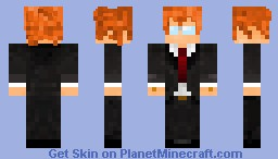 Leo The Lion [FairyTail] Minecraft Skin