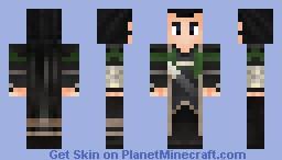 Loki The Avengers Minecraft