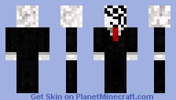 LOL Meme in a Suit. Minecraft Skin