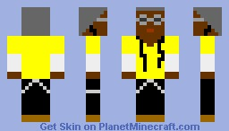Look At Me Now-Lil Tunechi Minecraft Skin