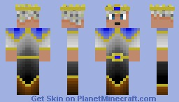 Lord Of King Minecraft Skin