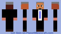 Lord Sugar Minecraft Skin