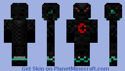 Lord of the Closet Minecraft Skin