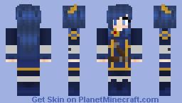 LUCINA UPDATE (FE:Awakening) Minecraft Skin
