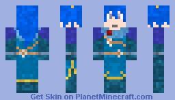 Lucina Minecraft Skin
