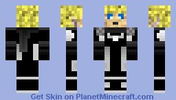 Luiisjoseda (Deathgrid outfit) Minecraft Skin