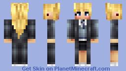 Luna LoveGood (Harry Potter) Minecraft Skin
