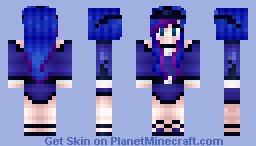 Luna [skin series] Minecraft Skin