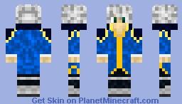 Lyon Vastia [Fairy Tail] Minecraft Skin