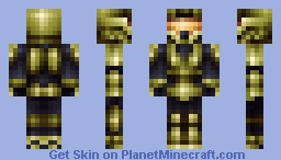 Master Chief Minecraft Skin