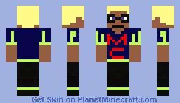 MC Nerd Minecraft Skin