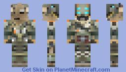 BR Pilot - M-COR [Titanfall] Minecraft Skin