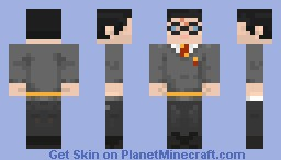 Super Cow Minecraft Skin