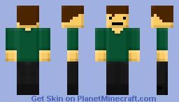 Blocky Me! (2.0) Minecraft Skin