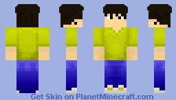 Me Refined Minecraft Skin