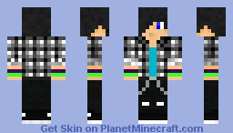 ME THE AWESOME WAY Minecraft Skin