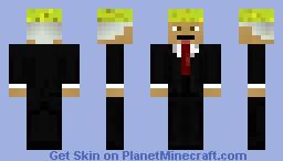 Tiririca deputado Minecraft Skin