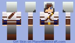 _Particals_ Skin (Archer) Minecraft Skin