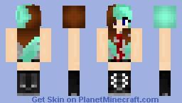 RanDOM Girly-Tana- Minecraft Skin