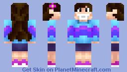 Mable (Gravity Falls) Minecraft Skin