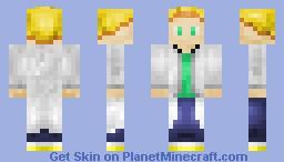 Mad Scientist! {R+} Minecraft