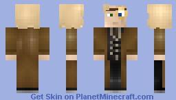 Mad-eye Moody Minecraft Skin