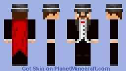 Minecraft Magician Minecraft Skin