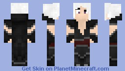 My D&D Character-Magus Minecraft Skin