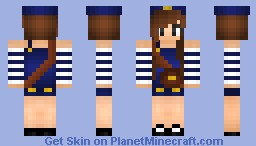 MailWoman Minecraft Skin