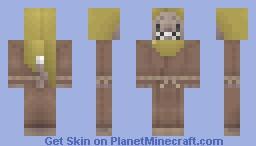 M'aiq the Liar Minecraft Skin