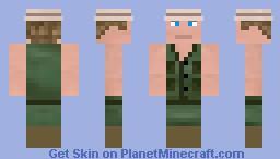 American Vietnam Soldier (Veterans Day Special 2013) Minecraft Skin