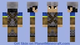 Man-at-Arms Minecraft Skin