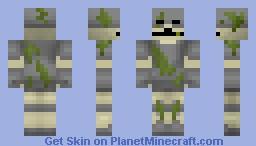 Man Over Board [contest skin] Minecraft Skin