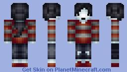Marceline - Adventure Time [Unlucky & Trident Contest~] Minecraft Skin