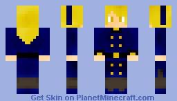 Margaret Minecraft Skin